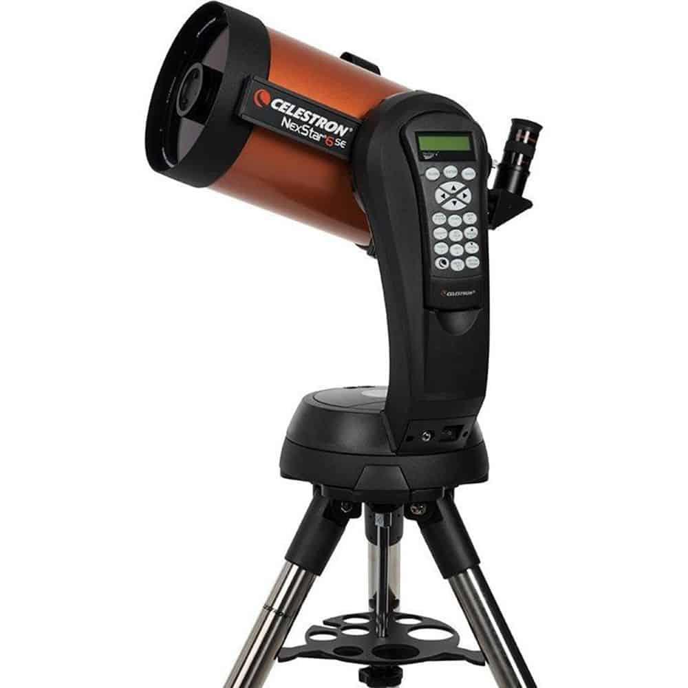 Caratteristiche tecniche e prezzi telescopio Celestron Nexstar 6 SE