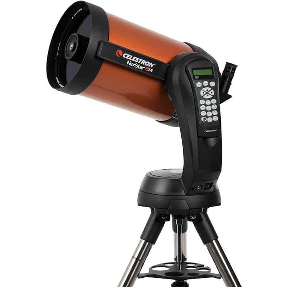 Caratteristiche tecniche e prezzi telescopio Celestron Nexstar 8 SE