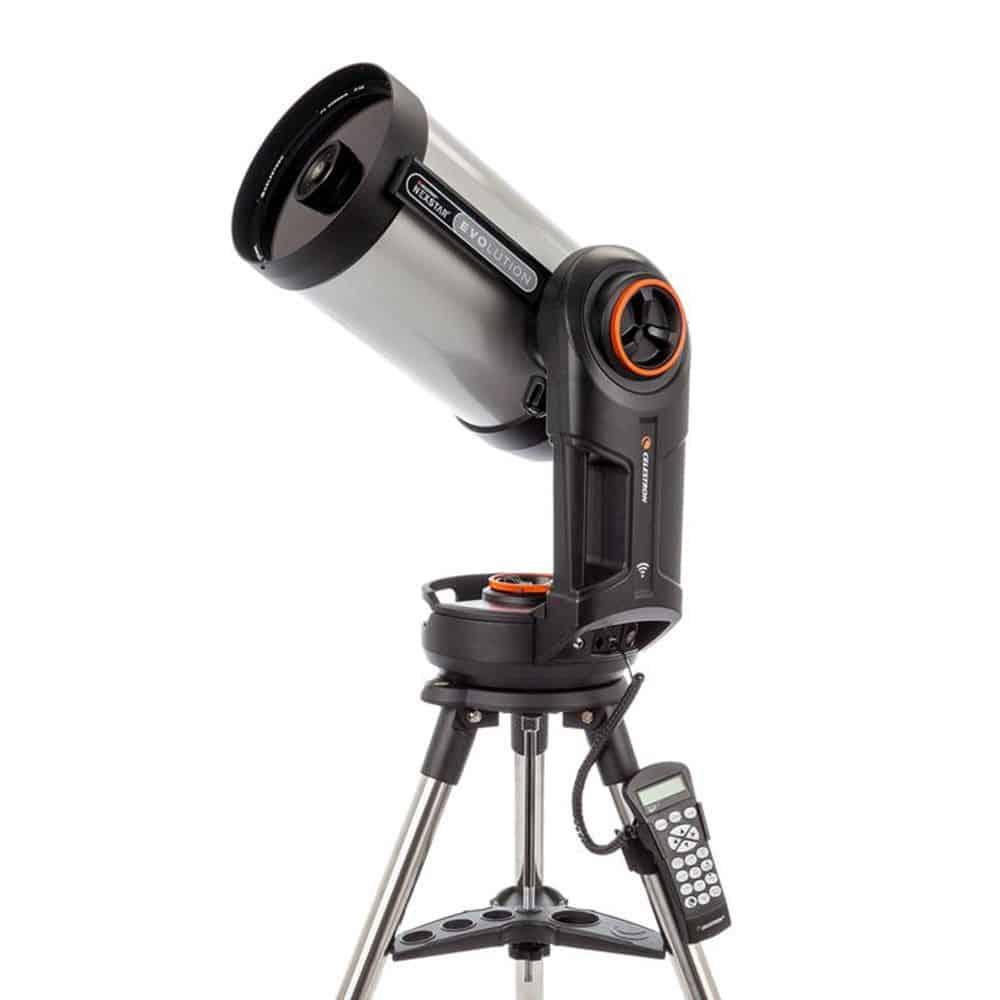 Caratteristiche tecniche e prezzi telescopio Celestron Nexstar 8 Evolution