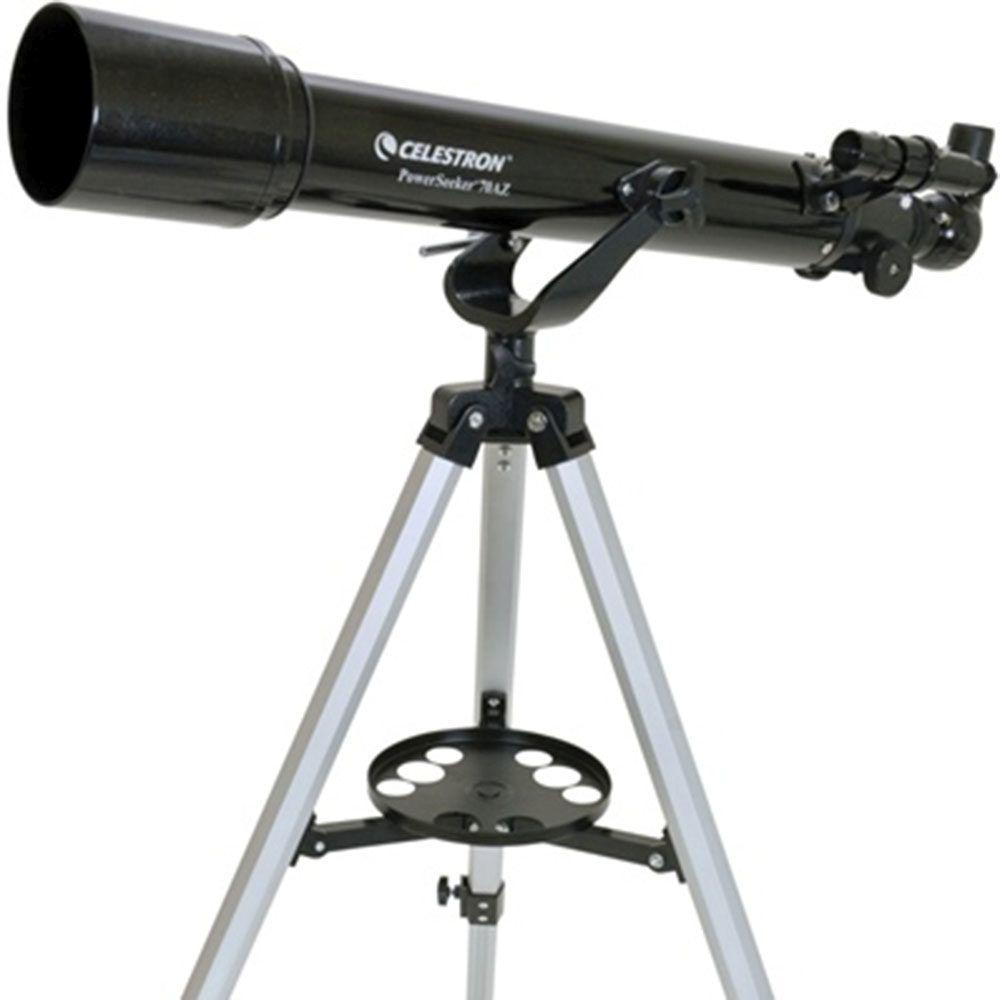 Caratteristiche tecniche e prezzi telescopio Celestron Powerseeker 70AZ