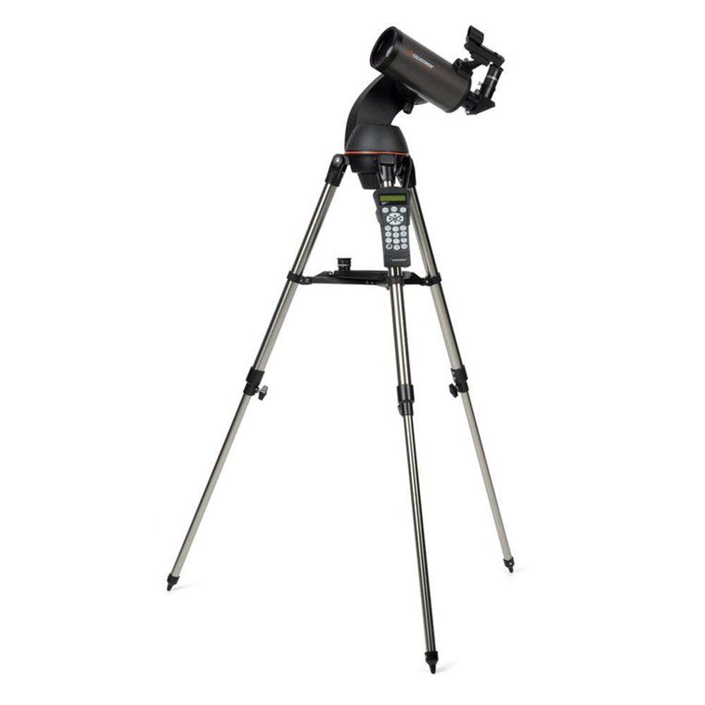 Vista generale telescopio Celestron Nexstar 90 SLT