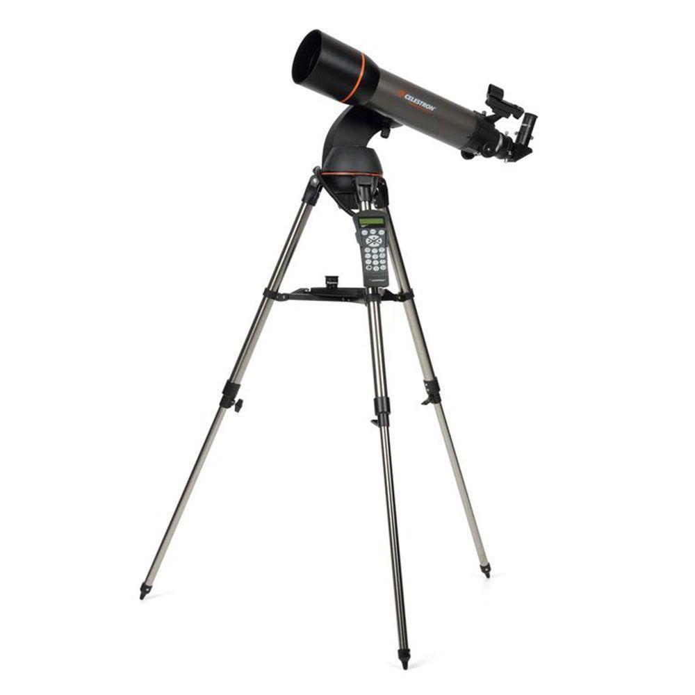 Vista generale telescopio Celestron Nexstar 102 SLT
