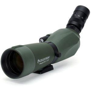 Caratteristiche tecniche e prezzi cannocchiale Celestron Regal M2 65ED verde con oculare zoom 16-48X