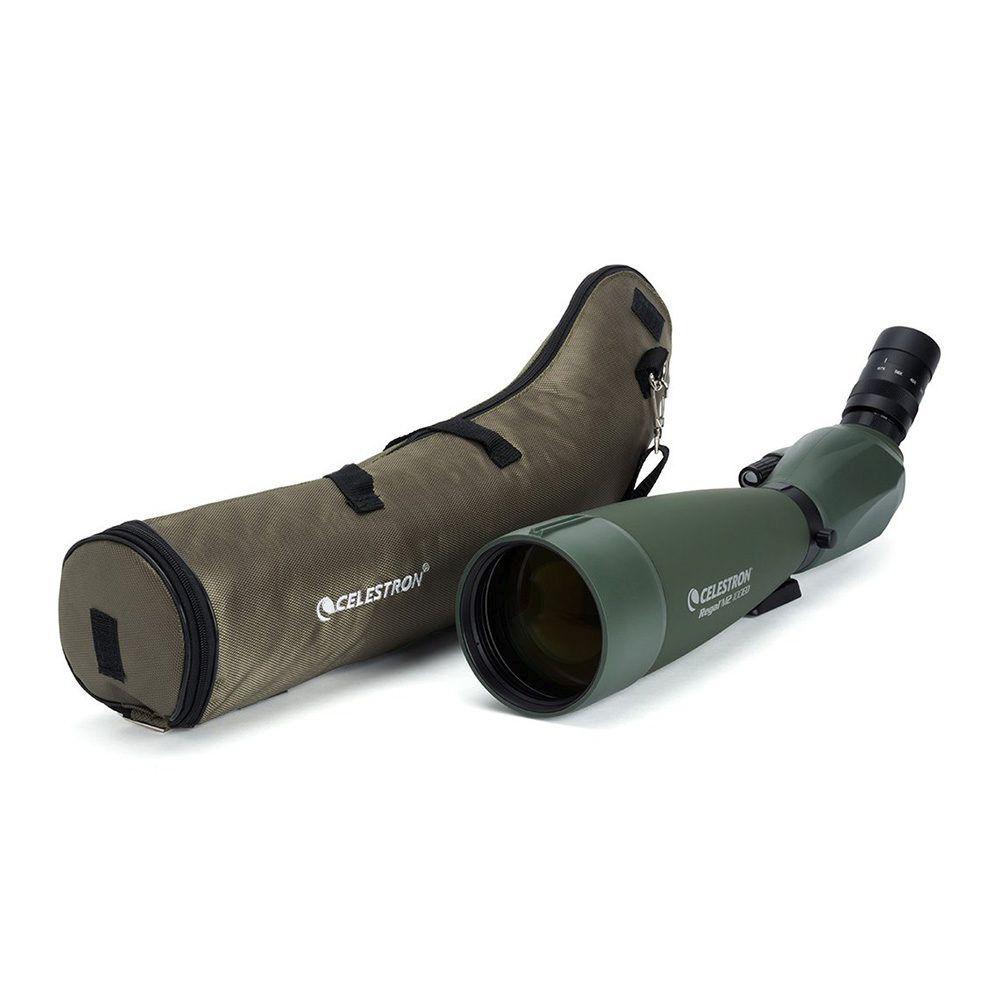 Caratteristiche tecniche e prezzi cannocchiale Celestron Regal M2 100ED verde con oculare zoom 22-67X