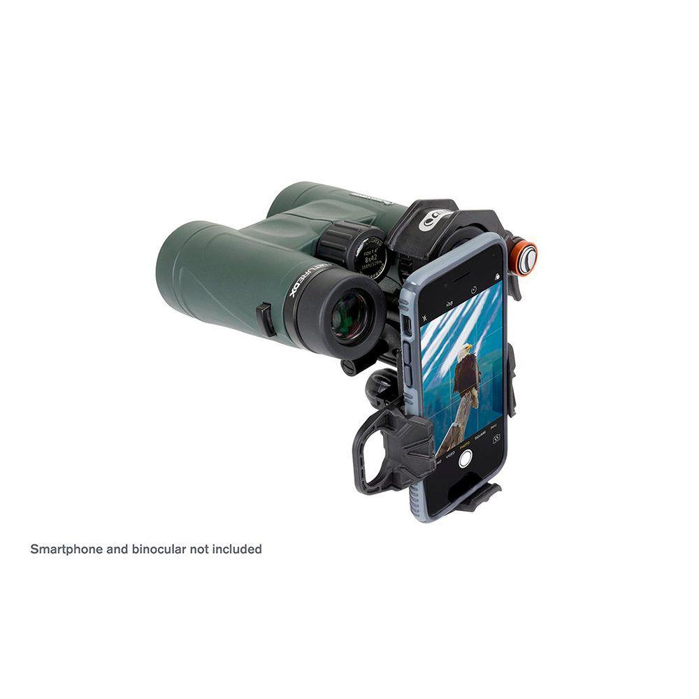 Caratteristiche tecniche e prezzi Celestron NexYZ adattatore fotografico universale per smartphone per binocoli