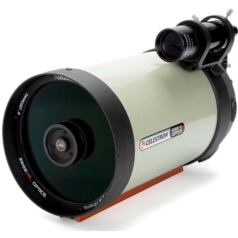 Caratteristiche tecniche e prezzi tubo ottico Celestron C8 XLT Aplanatico EDGE HD slitta CGE