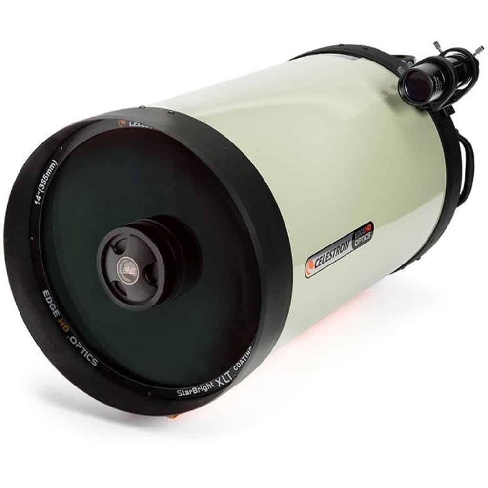 Caratteristiche tecniche e prezzi tubo ottico Celestron C14 XLT Aplanatico EDGE HD slitta CGE