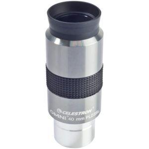 Caratteristiche tecniche e prezzi oculare Celestron OMNI 40mm