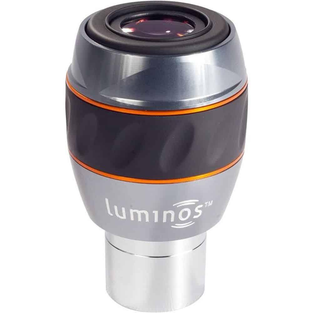 Caratteristiche tecniche e prezzi oculare Celestron Luminos 7mm