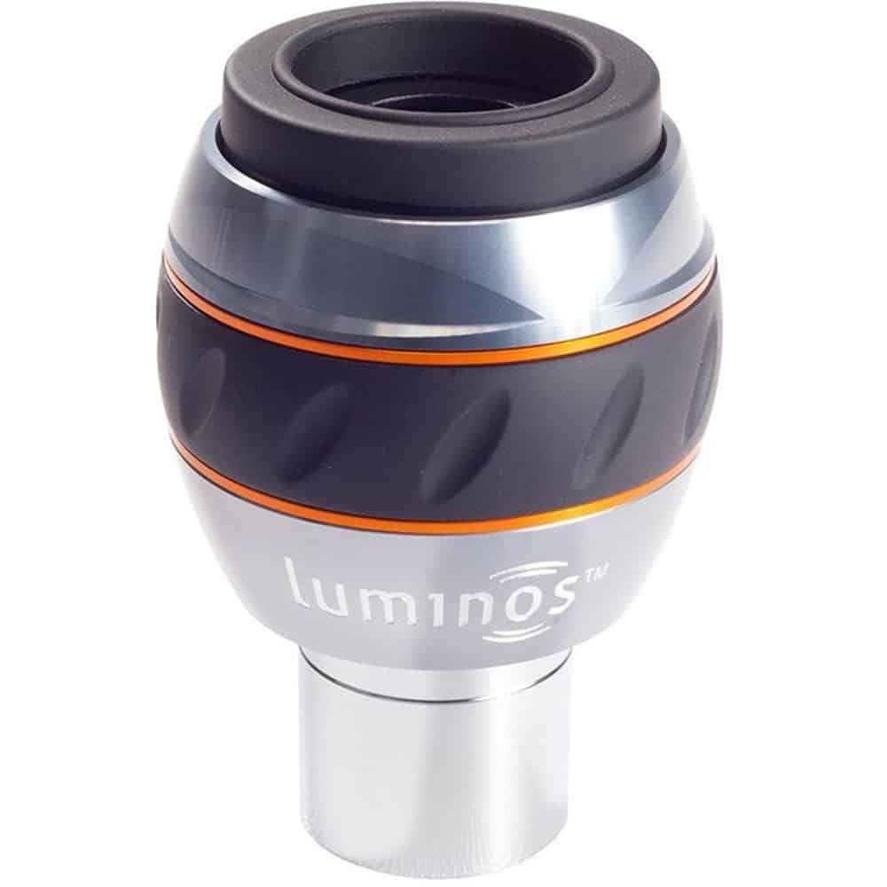 Caratteristiche tecniche e prezzi oculare Celestron Luminos 15mm