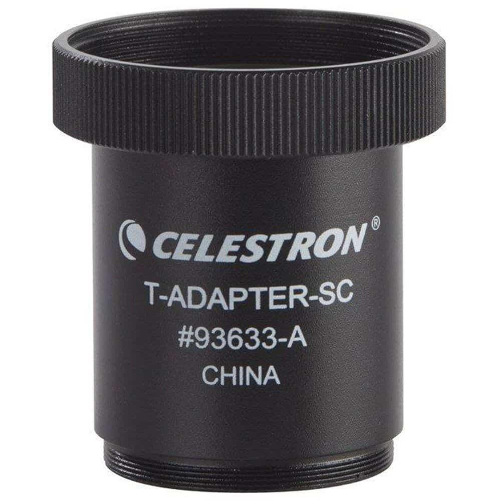 Caratteristiche tecniche e prezzi raccordo fotografico per telescopi Schmidt Cassegrain