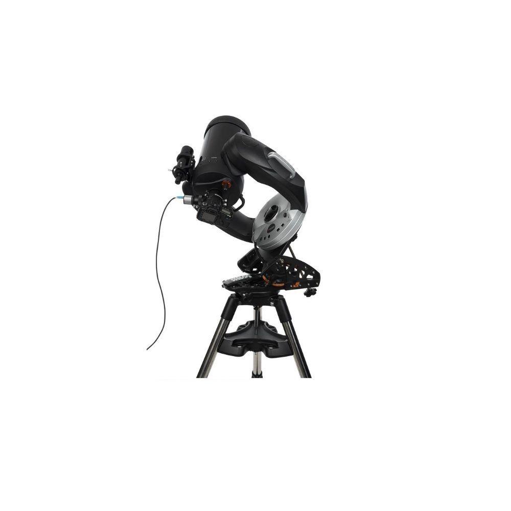 Dettaglio tetsa equatoriale per telescopi Celestron serie CPC e CPC Deluxe