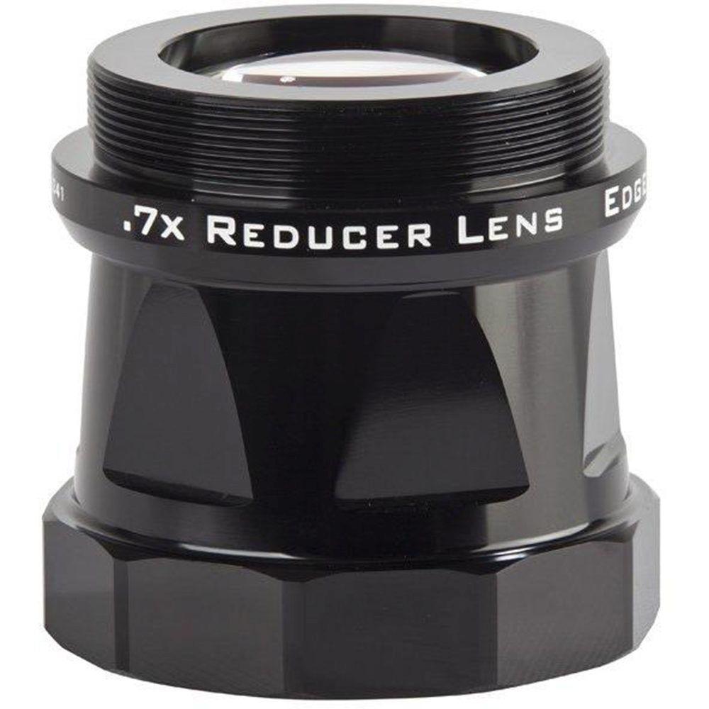 Caratteristiche tecniche e prezzi riduttore di focale Celestron f. 7 per EDGE HD 11