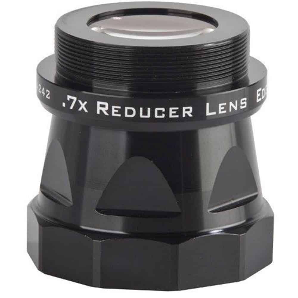 """Caratteristiche tecniche e prezzi riduttore di focale Celestron f. 7 per EDGE HD 8"""""""
