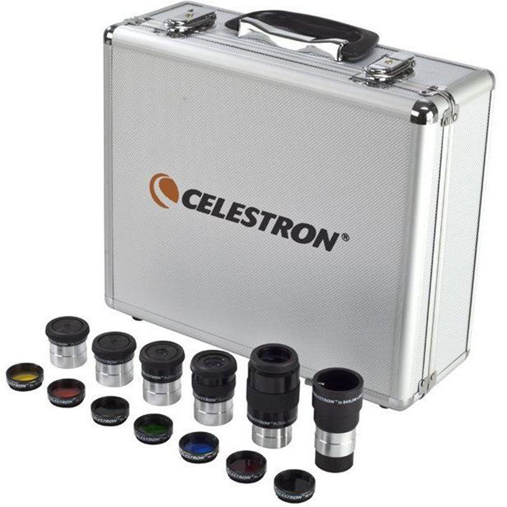 Caratteristiche tecniche e prezzi kit oculari e filtri 31,8mm Celestron
