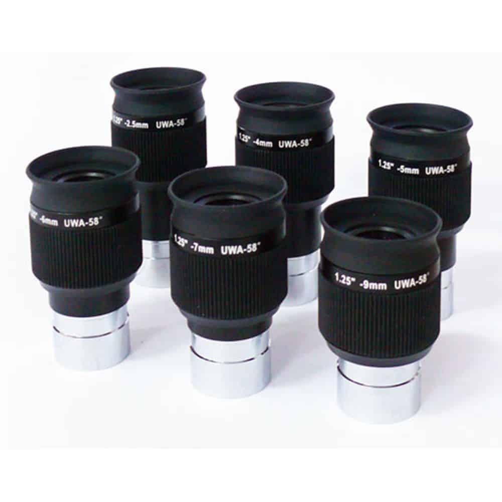 Caratteristiche tecniche e prezzi oculare Skywatcher serie Planetary 8mm