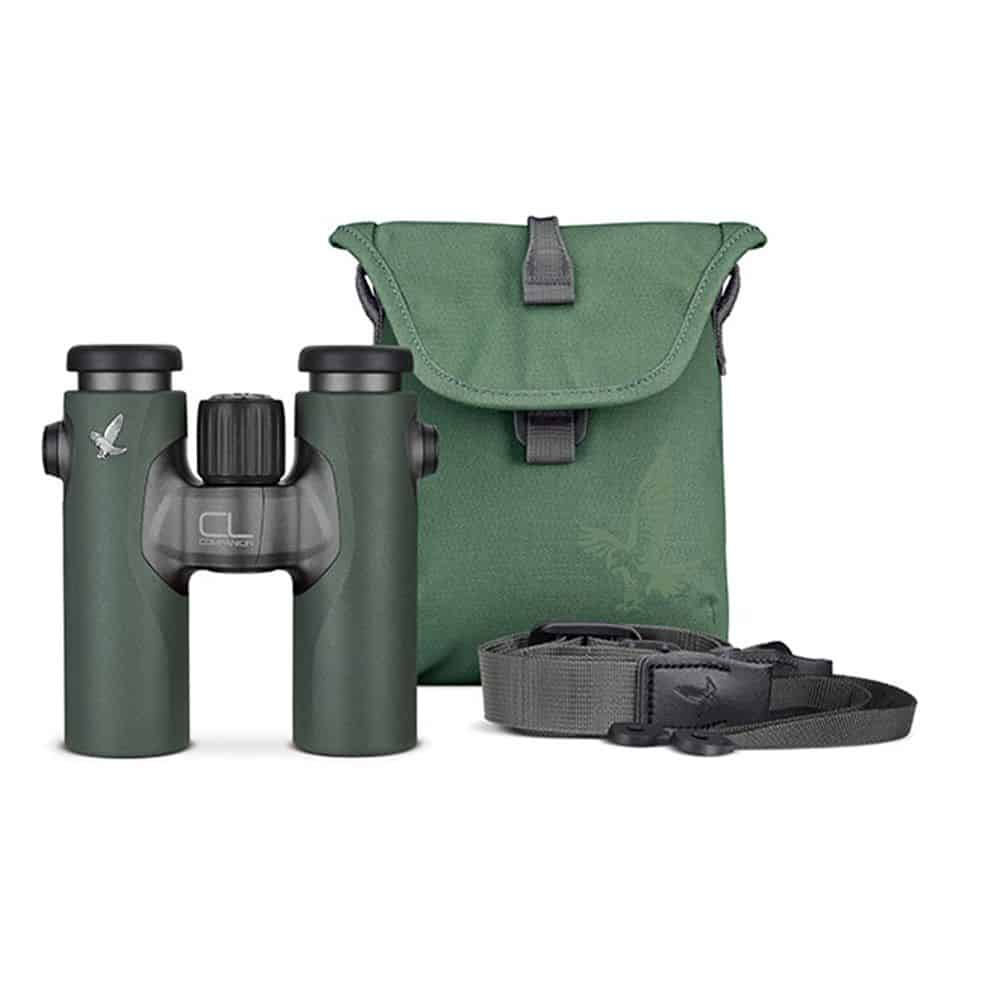 Caratteristiche tecniche e prezzi binocolo Swarovski Optik CL Companion 10X30 Urban Jungle verde