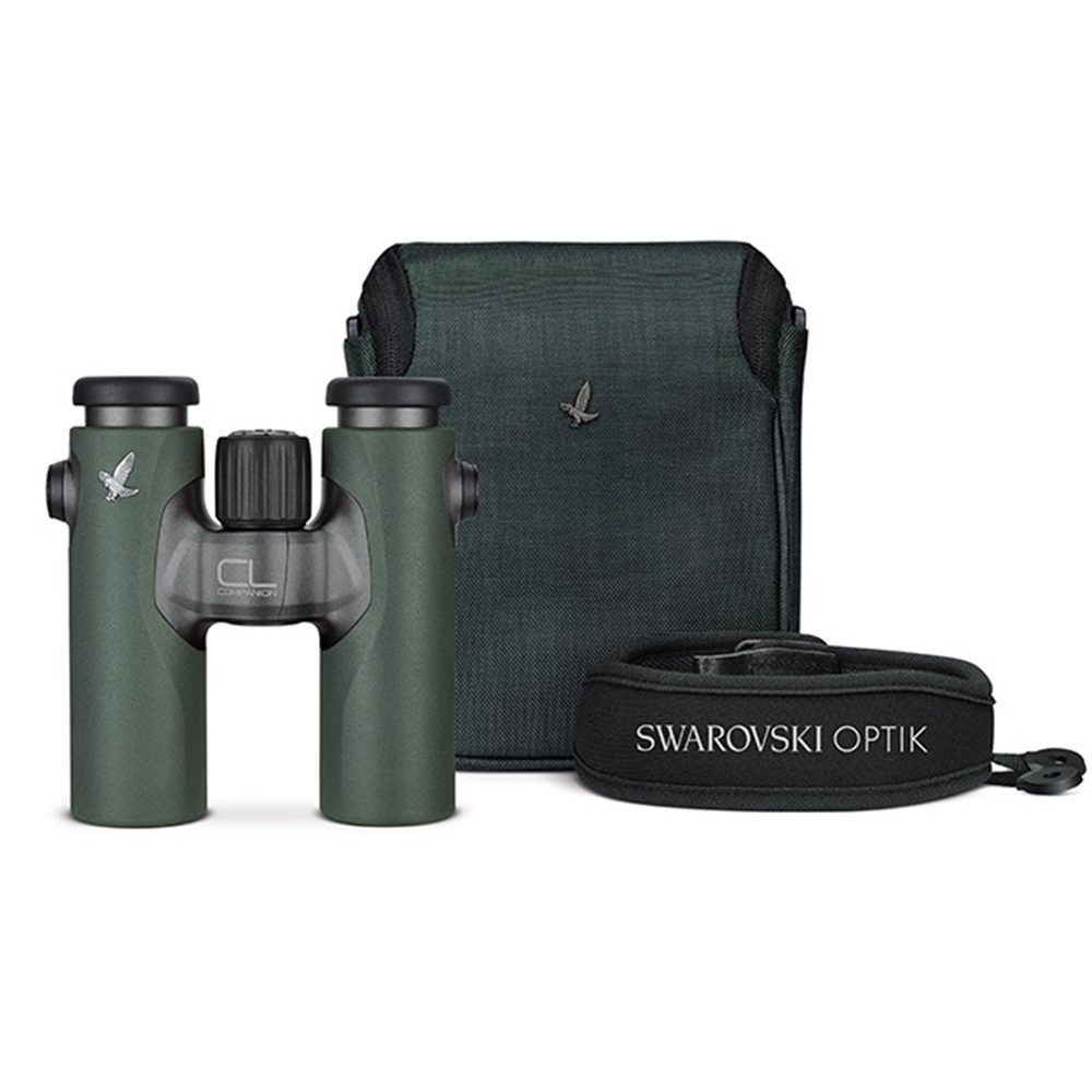 Caratteristiche tecniche e prezzi binocolo Swarovski Optik CL Companion 10X30 Wild Nature verde