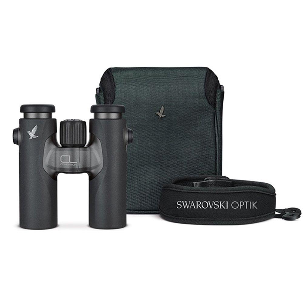 Caratteristiche tecniche e prezzi binocolo Swarovski Optik CL Companion 8X30 Wild Nature antracite