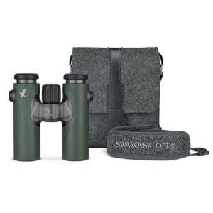 Caratteristiche tecniche e prezzi binocolo Swarovski Optik CL Companion 8X30 Northern Light verde