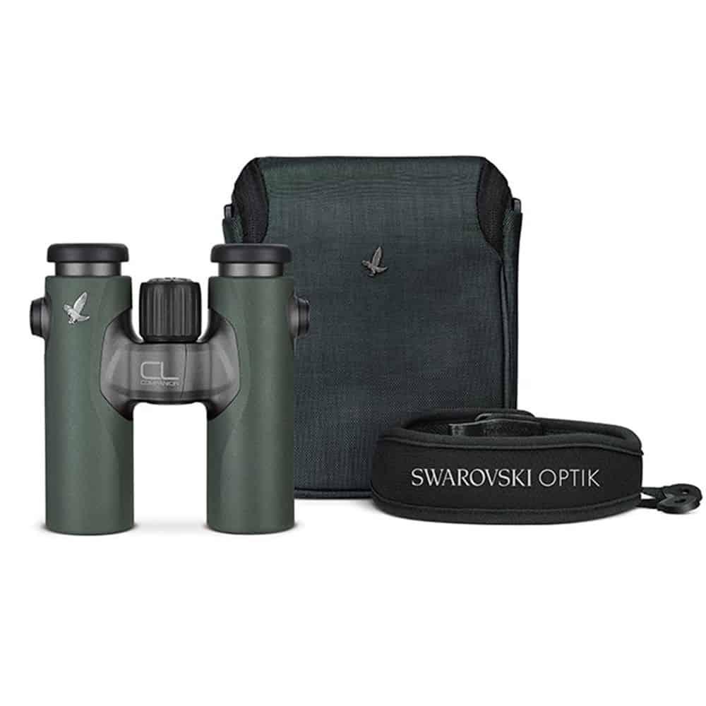 Caratteristiche tecniche e prezzi binocolo Swarovski Optik CL Companion 8X30 Wild Nature Verde