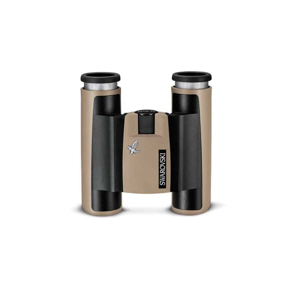 Caratteristiche tecniche e prezzi binocolo Swarovski Optik CL Pocket 8X30 Sabbia