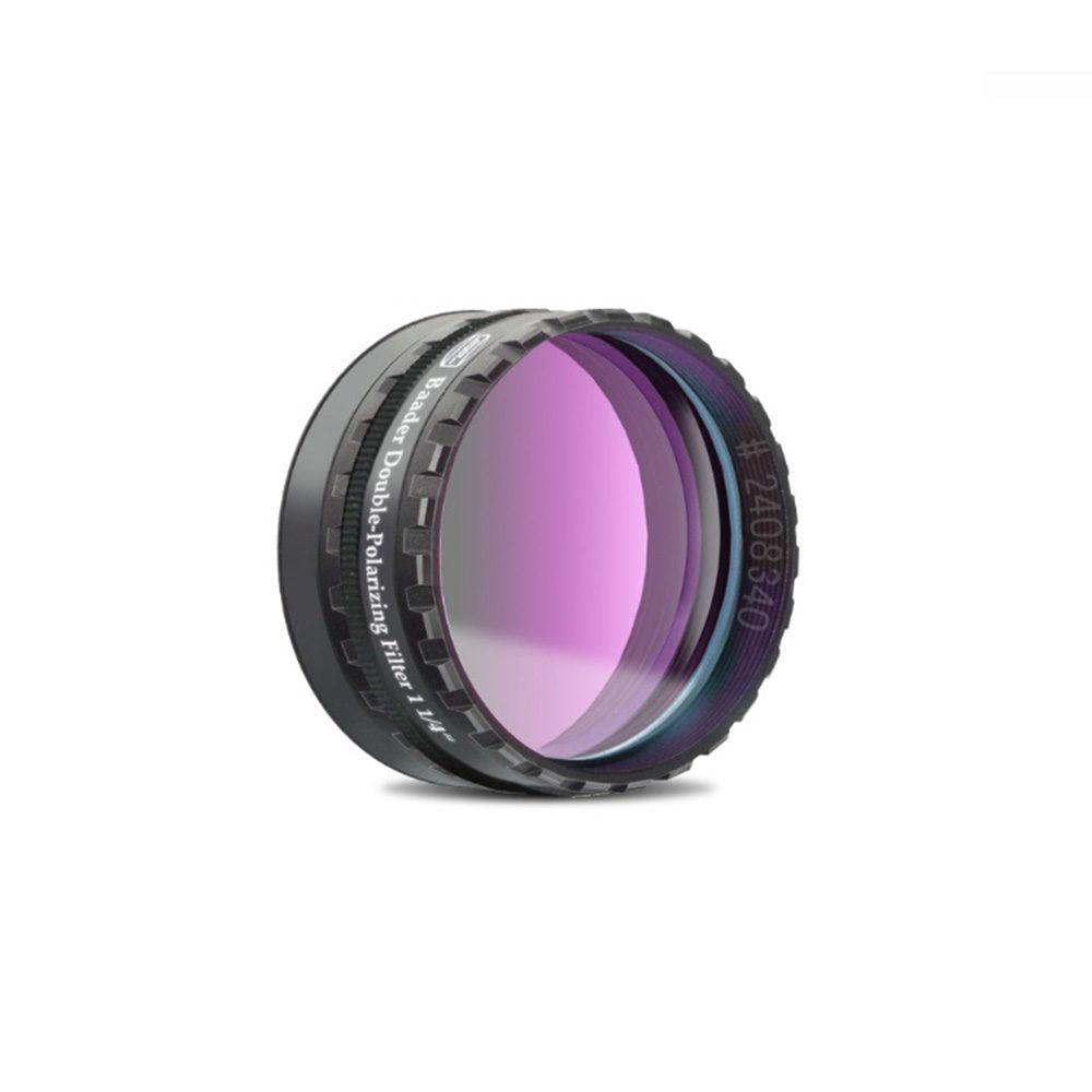 Caratteristiche tecniche e prezzi filtro Baader Planetarium polarizzatore doppio variabile 31,8mm