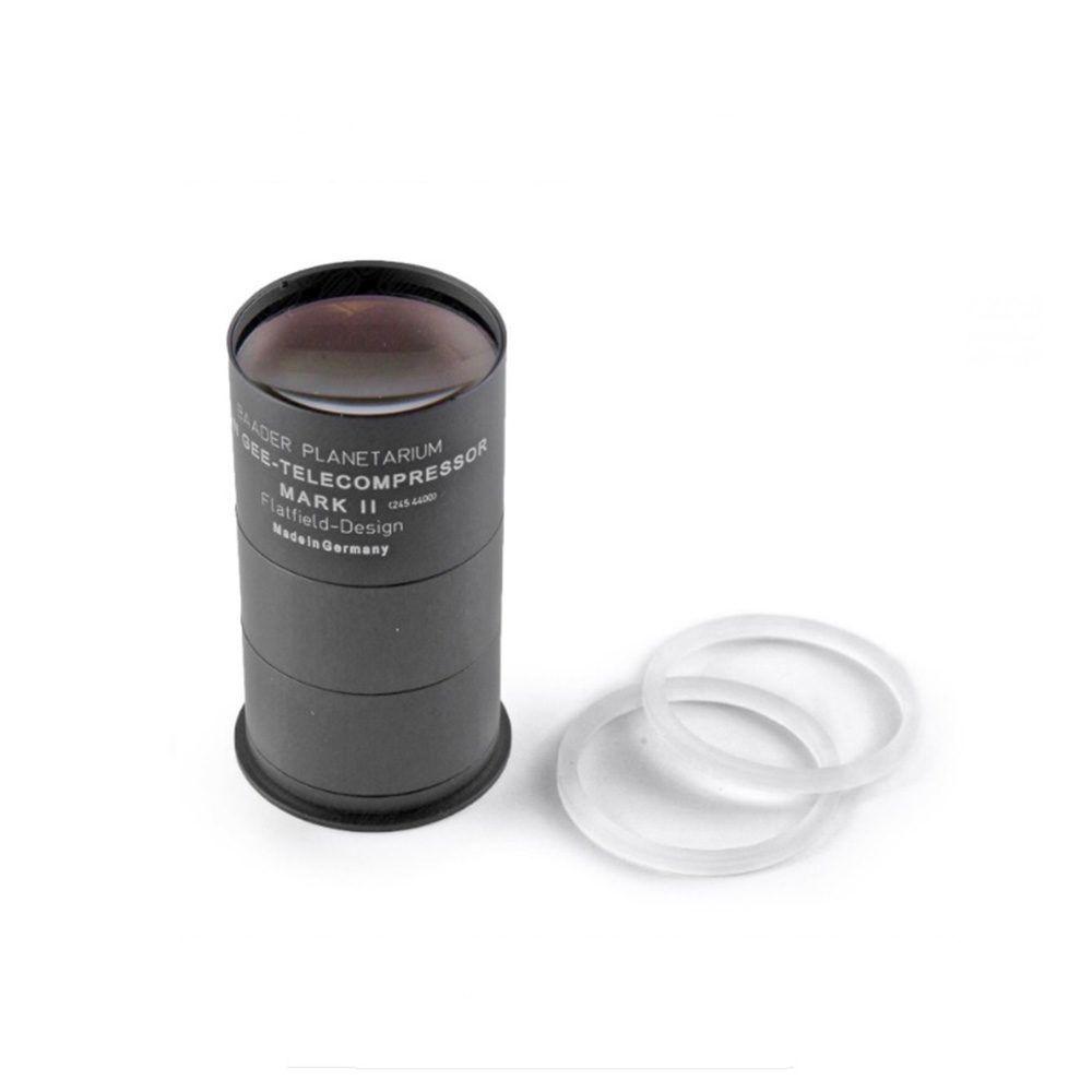 Caratteristiche tecniche e prezzi riduttore di focale Alan Gee