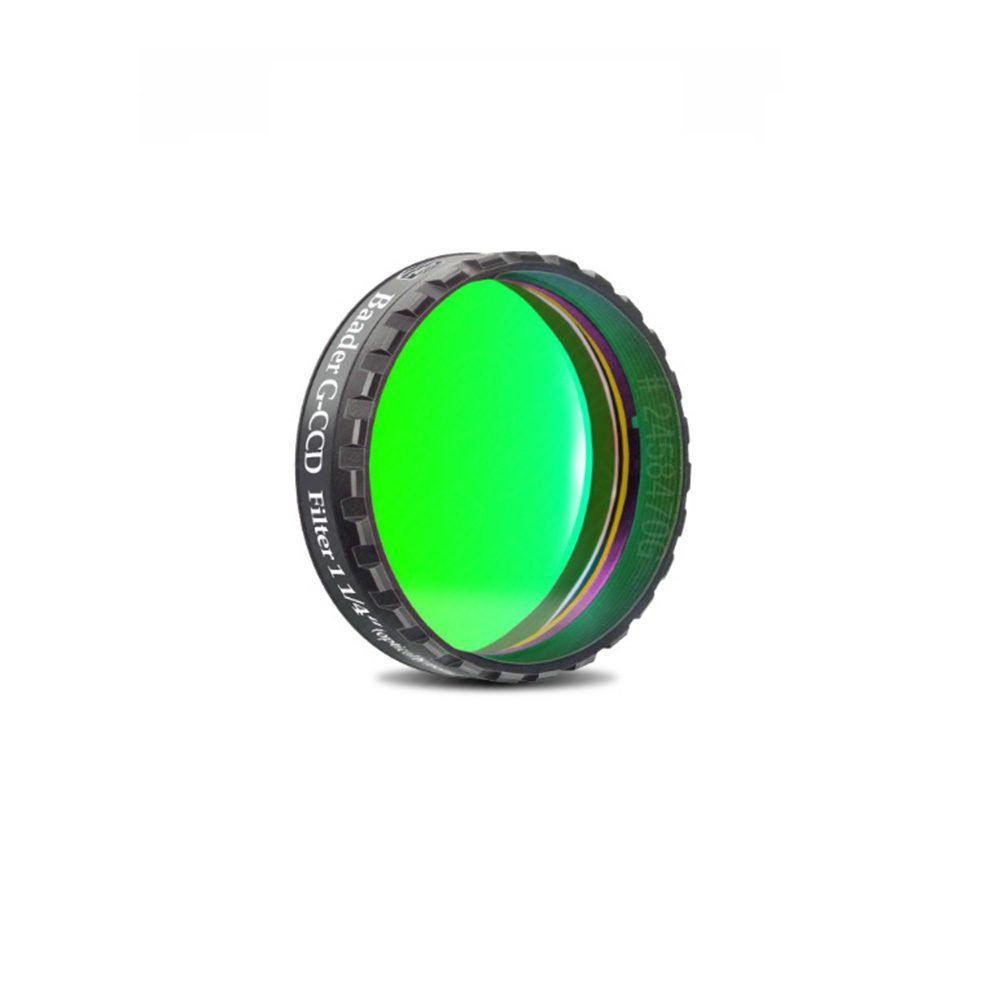 Caratteristiche tecniche e prezzi filtro CCD Baader Planetarium G 31,8mm