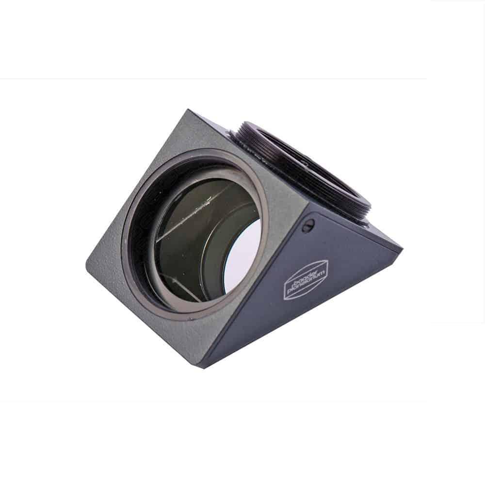 Caratteristiche tecniche e prezzi diagonale prismatico Baader Planetarium 90° di alta qualità BBHS T2 senza naso e portaoculari