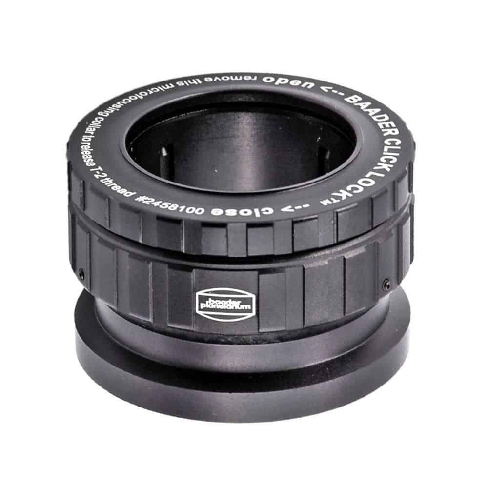 Caratteristiche tecniche e prezzi Baader Planetarium portaoculari Click Lock T2 31.8mm
