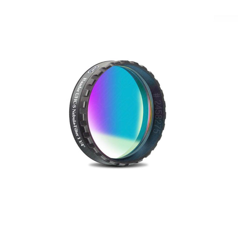 Caratteristiche tecniche e prezzi filtro nebulare Baader Planetarium UHC-S L-Booster 31,8mm