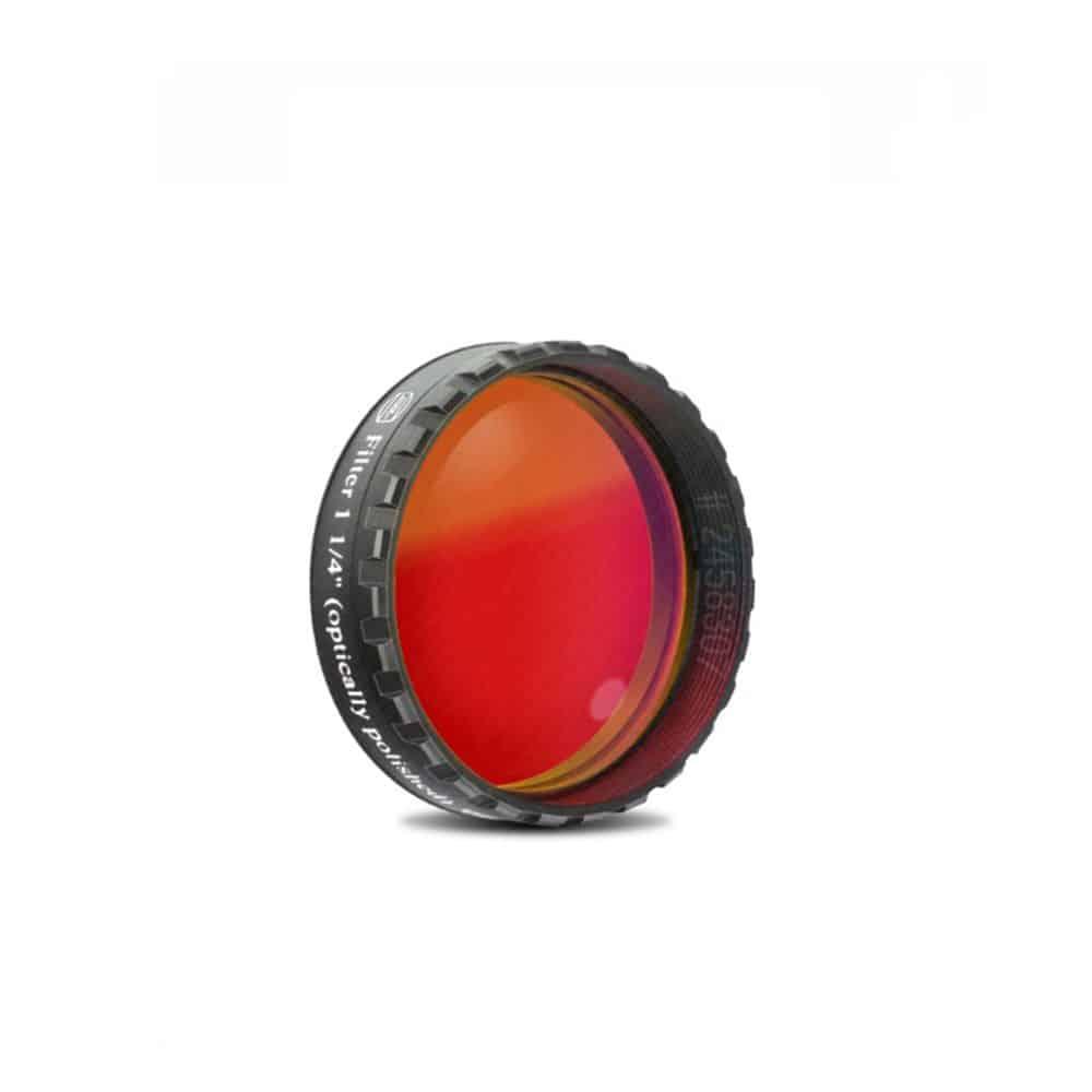Caratteristiche tecniche e prezzi filtro colorato Baader Planetarium rosso 31,8mm