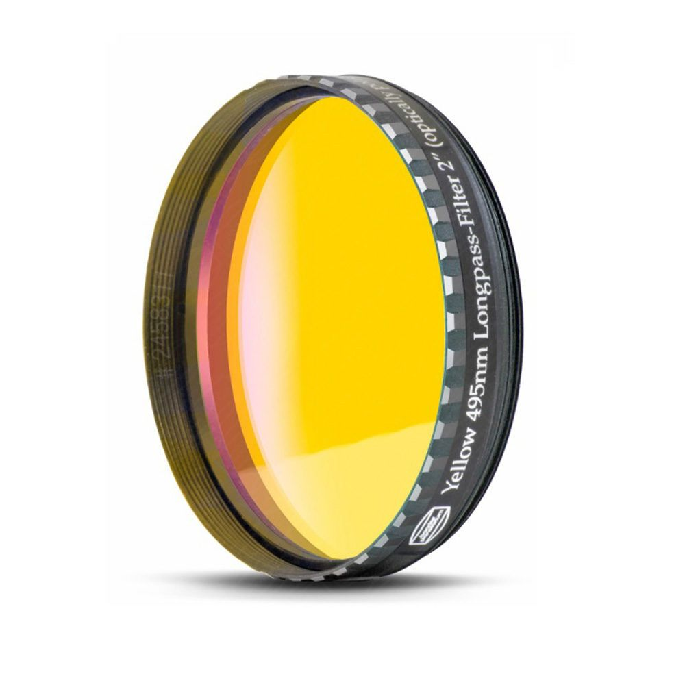 Caratteristiche tecniche e prezzi filtro colorato Baader Planetarium giallo 50,8mm