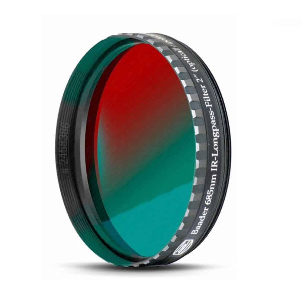 Caratteristiche tecniche e prezzi filtro per Baader Planetarium IR Pass 685nm 50.8mm