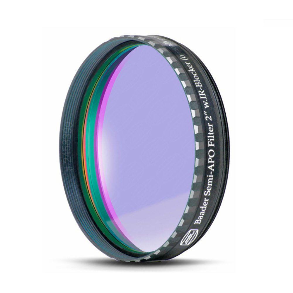 Caratteristiche tecniche e prezzi filtro Baader Planetarium Semi Apo 50,8mm