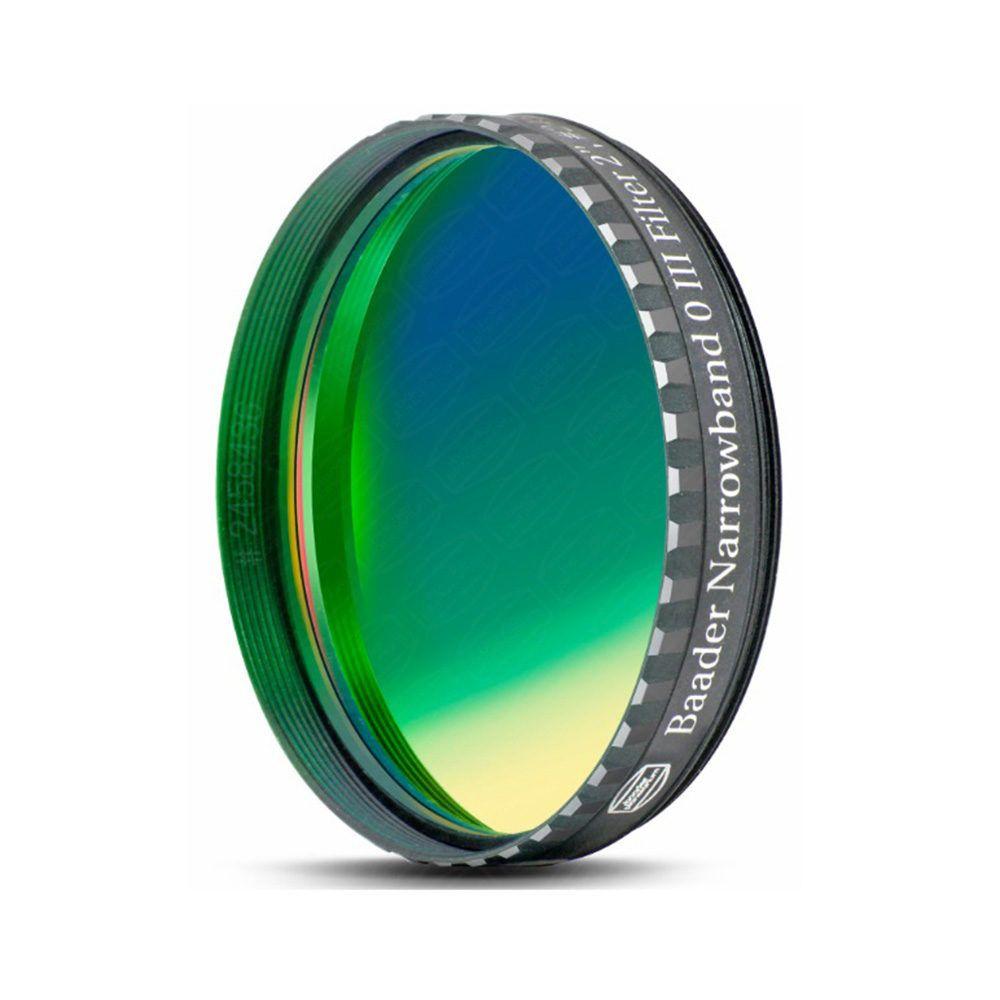 Caratteristiche tecniche e prezzi filtro nebulare CCD Baader Planetarium O-III 8.5nm 50,8mm