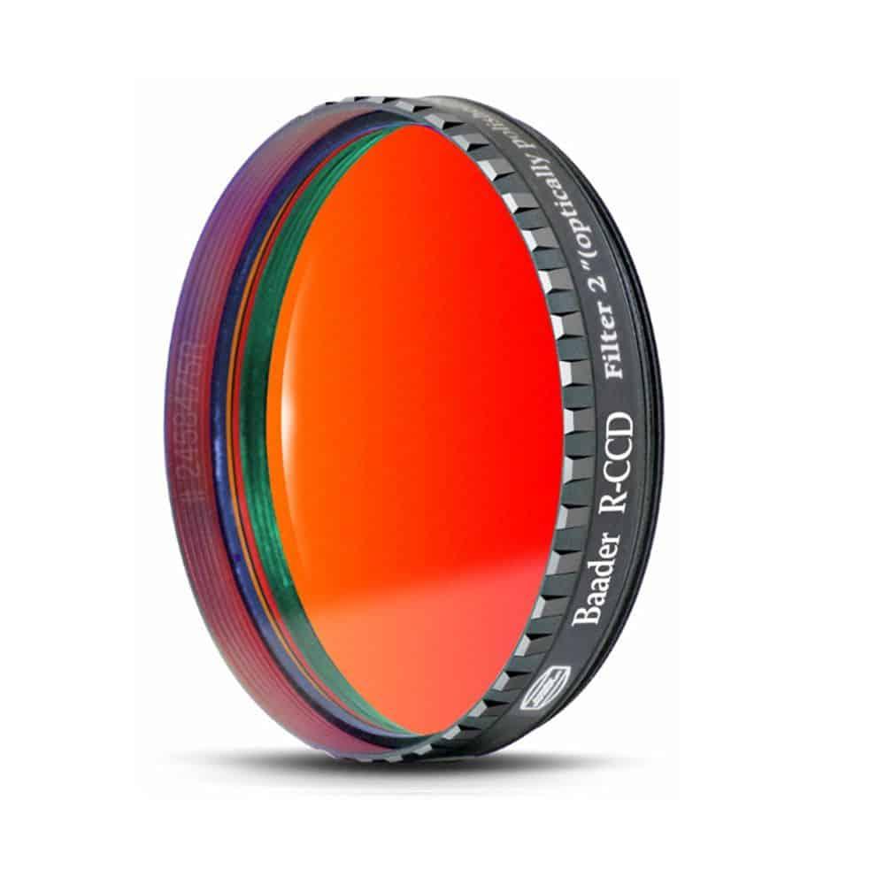 Caratteristiche tecniche e prezzi filtro CCD Baader Planetarium R 50,8mm