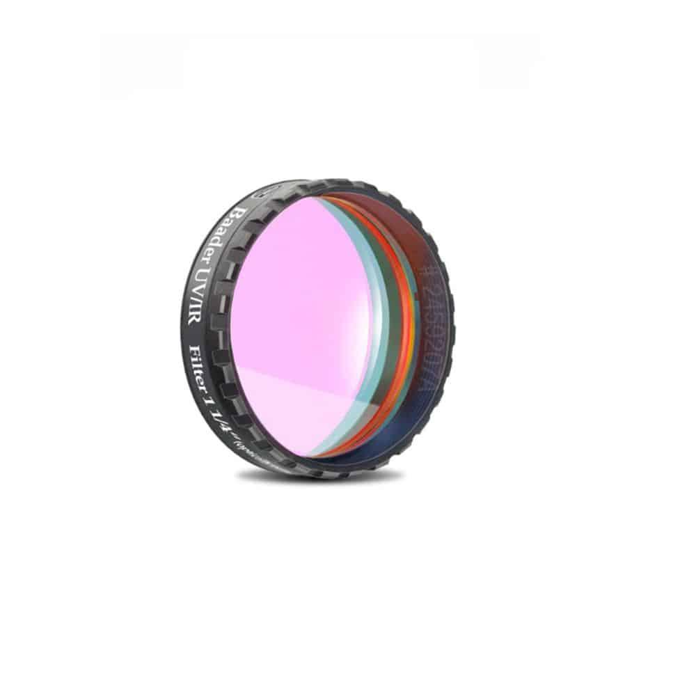 Caratteristiche tecniche e prezzi filtro CCD Baader Planetarium UV-IR-Cut 31,8mm