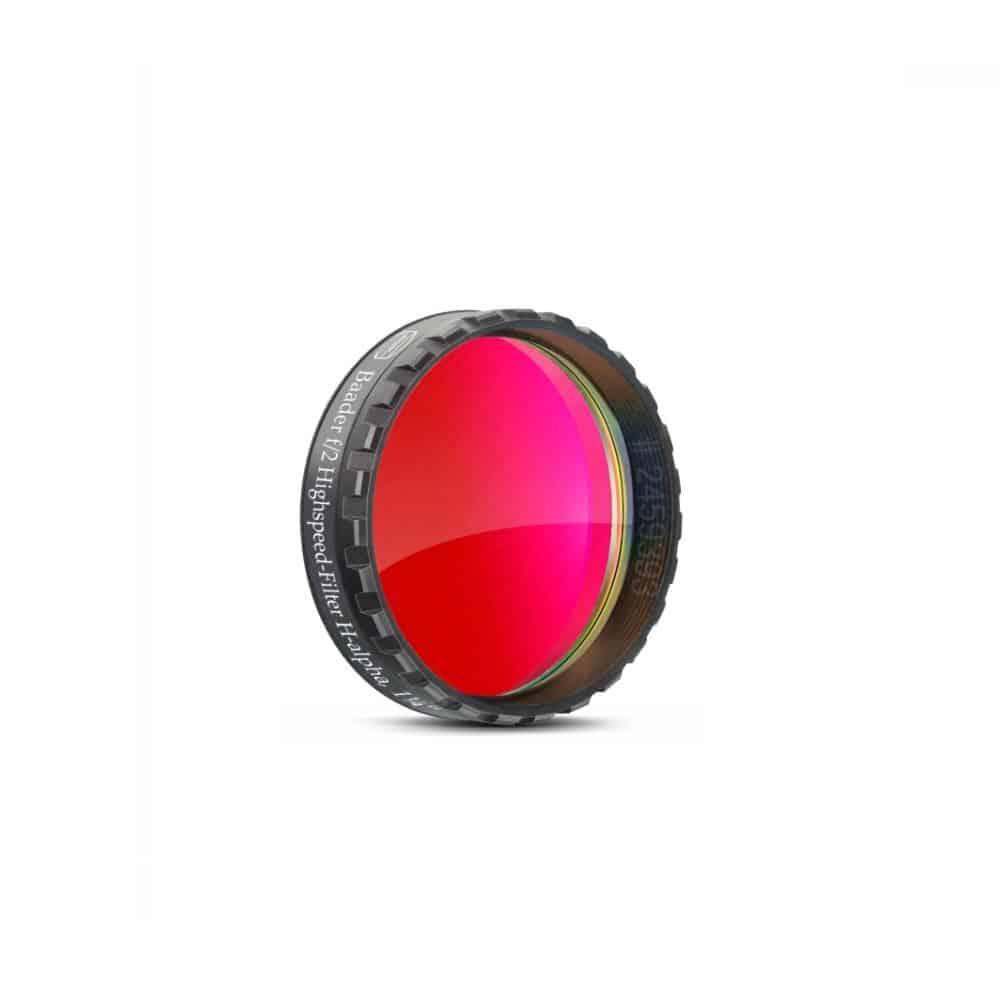 Caratteristiche tecniche e prezzi filtro CCD Baader Planetarium Highspeed H-Alpha_LPFC 31,8mm