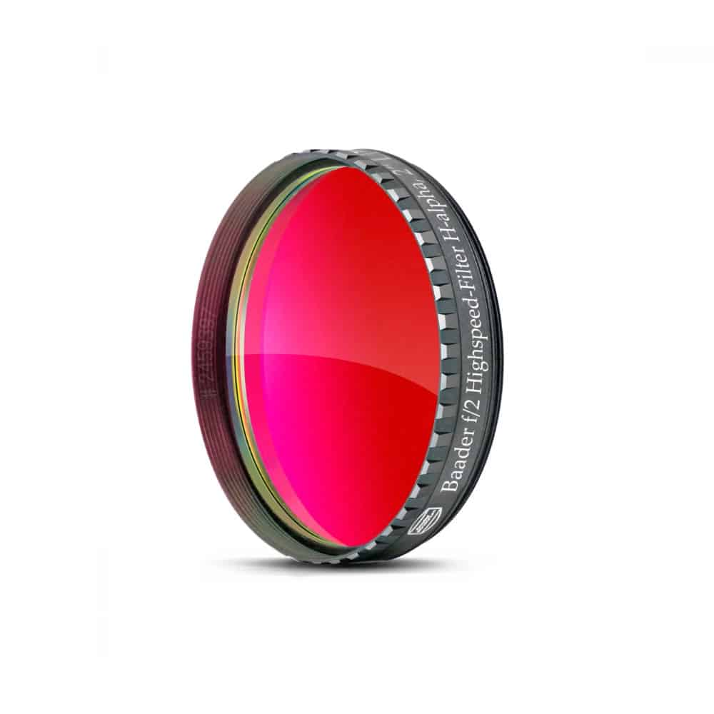 Caratteristiche tecniche e prezzi filtro CCD Baader Planetarium Highspeed H-Alpha_LPFC 50,8mm