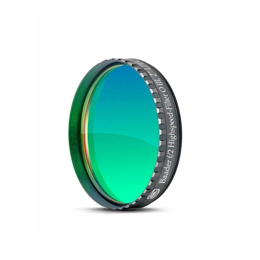 Caratteristiche tecniche e prezzi filtro CCD Baader Planetarium Highspeed O-III_LPFC 50,8mm