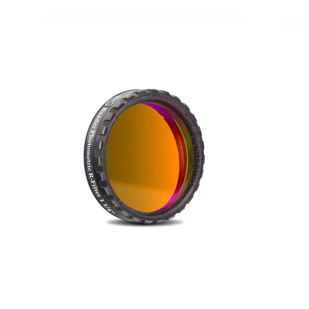 Caratteristiche tecniche e prezzi filtro fotometrico R Baader Planetarium 31.8mm