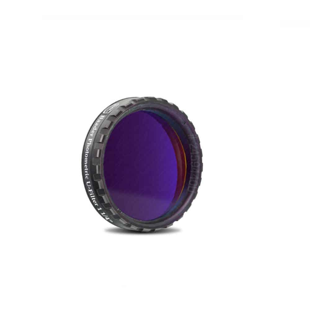 Caratteristiche tecniche e prezzi filtro fotometrico U Baader Planetarium 31.8mm