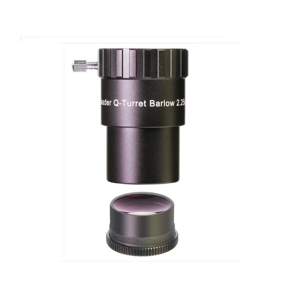 Caratteristiche tecniche e prezzi Lente di Barlow Q-Barlow 2.25X Baader Planetarium