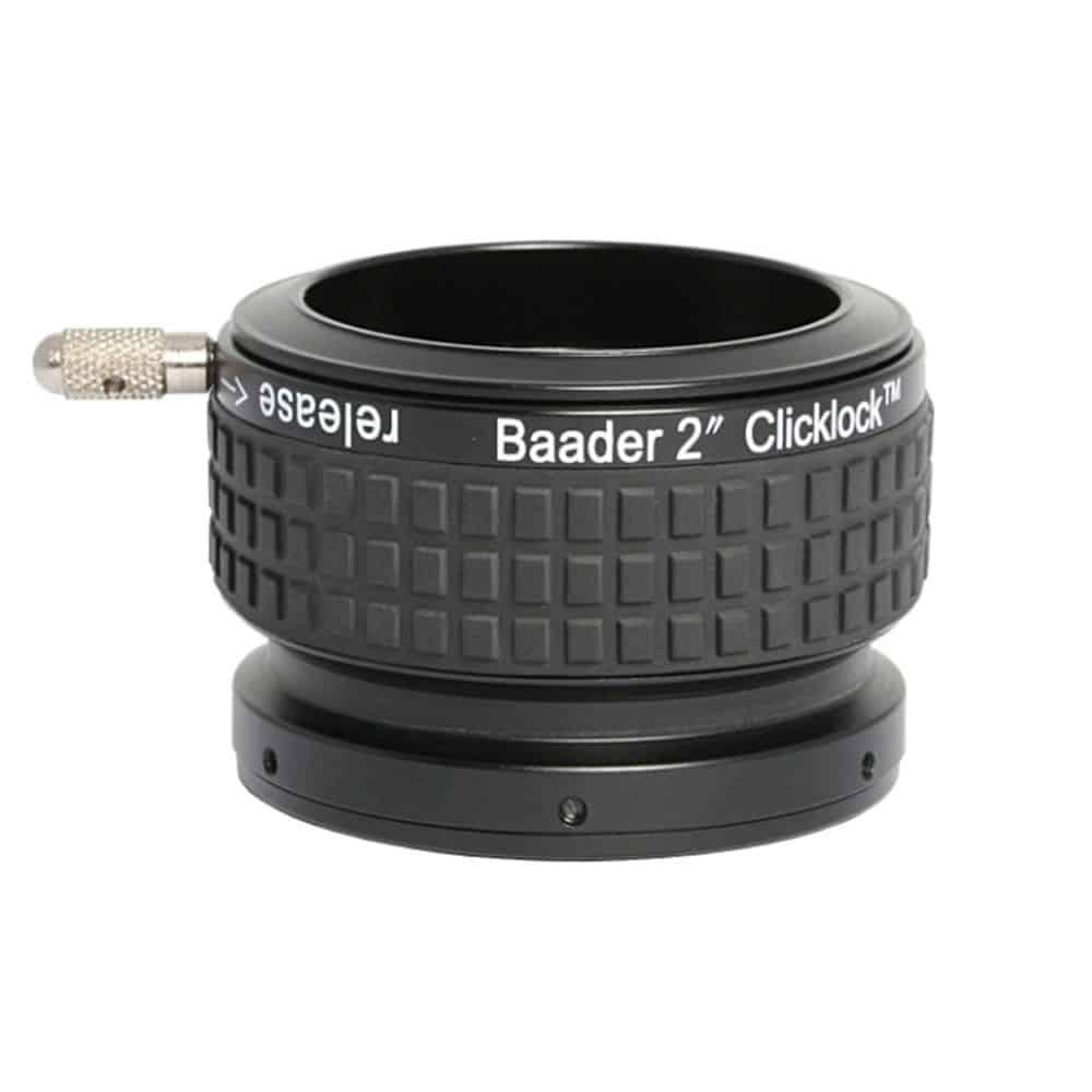Caratteristiche tecniche e prezzi Baader Planetarium portaoculari Click Lock 50.8mm per Astro Physics