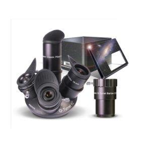 Caratteristiche tecniche e prezzi Kit oculari Baader Planetarium Classic Ortho + Q-turret + Q-barlow + Astrobox