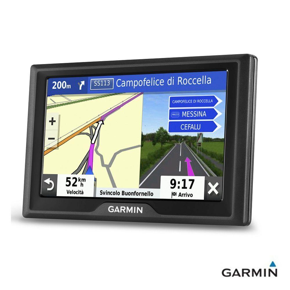 Caratteristiche tecniche e prezzi navigatore satellitare portatile Garmin Drive 52