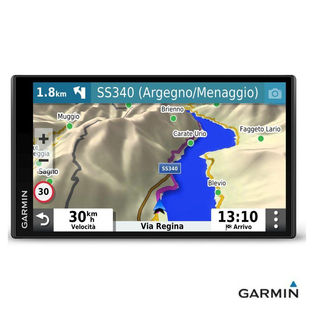 Caratteristiche tecniche e prezzi navigatore satellitare portatile Garmin Drivesmart 65