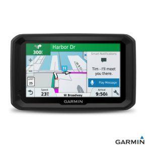 Caratteristiche tecniche e prezzi navigatore satellitare portatile per Camion Garmin Dezl 580 LMT-D